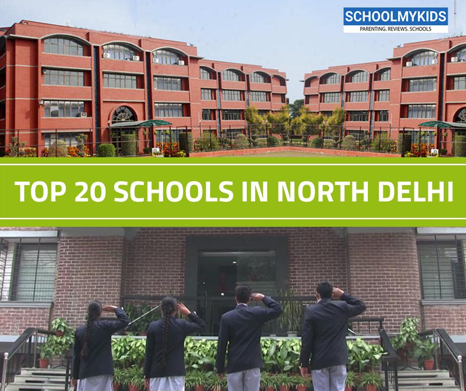 Top 20 Schools in North Delhi 2020 – List of Top Schools in North Delhi (updated)