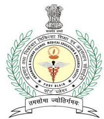 Andaman and Nicobar Islands Institute of Medical Sciences, Port Blair Logo