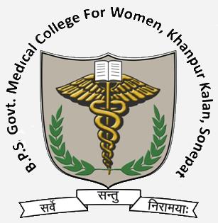 BPS Government Medical College for Women, Sonepat Logo