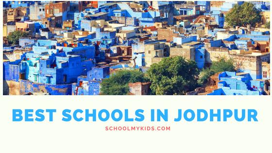 Top Best Schools In Jodhpur 2020 – List of Best Schools in Jodhpur (updated)