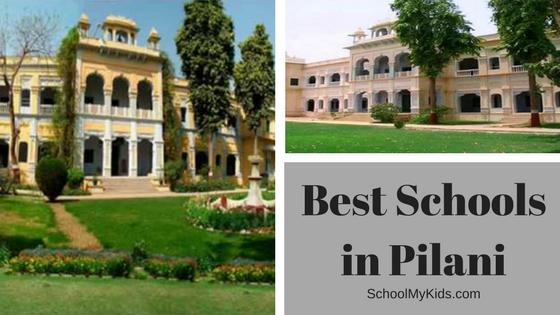 Top Best Schools in Pilani 2020 – List of Best Schools in Pilani (updated)