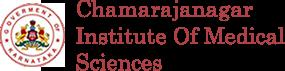 Chamarajanagar Institute of Medical Sciences, Karnataka Logo