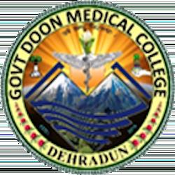 Doon Medical College, Dehradun, Uttarakhand Logo