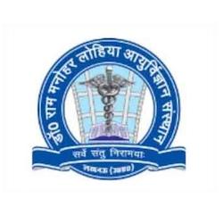 Dr. Ram Manohar Lohia Institute of Medical Sciences, Lucknow Logo