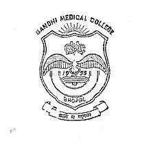 Gandhi Medical College, Bhopal Logo