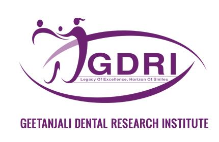 Geetanjali Dental Research Institute, Udaipur Logo
