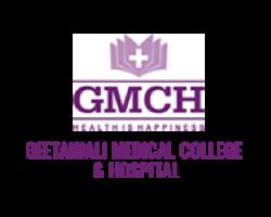 Geetanjali Medical College & Hospital, Udaipur Logo