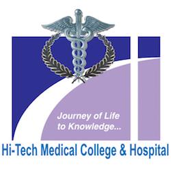 Hi-Tech Medical College & Hospital, Rourkela Logo