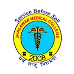 Jhalawar Medical College, Jhalawar Logo