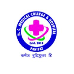 N.C. Medical College & Hospital, Panipat Logo