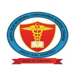 North Delhi Municipal Corporation Medical College, Delhi Logo