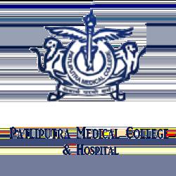 Patliputra Medical College, Dhanbad Logo