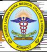 Saheed Laxman Nayak Medical College & Hospital, Koraput Logo