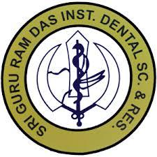 Sri Guru Ram Das Institute of Dental Sciences & Research, Amritsar Logo