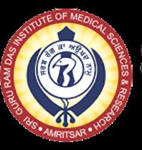 Sri Guru Ram Das Institute of Medical Sciences and Research, Sri Amritsar Logo