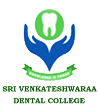 Sri Venkateshwaraa Dental College, Puducherry Logo