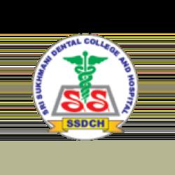 Sukhmani Dental College & Hospital, Derabassi Logo