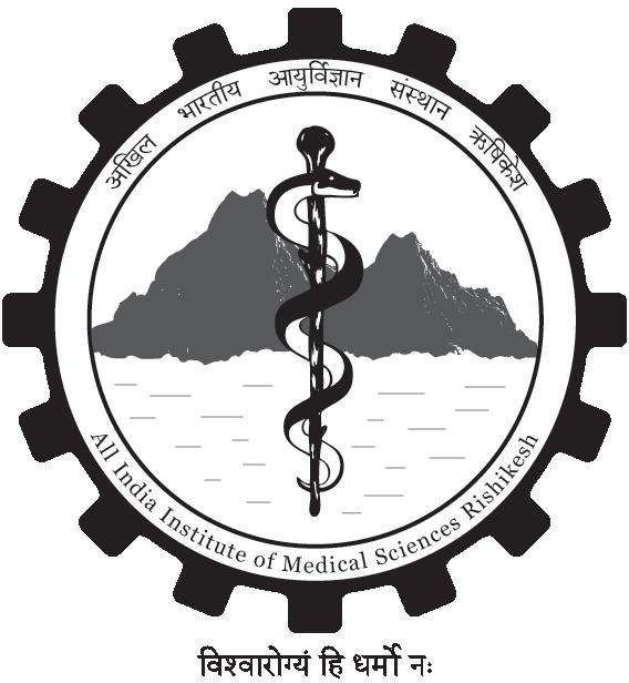 All India Institute of Medical Sciences, Rishikesh Logo