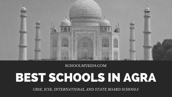 Top Best Schools in Agra, UP 2022 –  List of 15 Best Schools in Agra