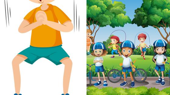 10 Best Exercises For Kids