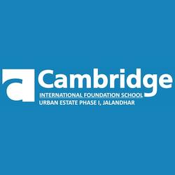 Cambridge International Foundation School, Urban Estate