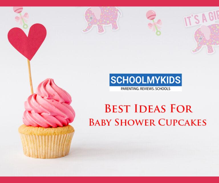 Best Baby Shower Cupcakes Ideas