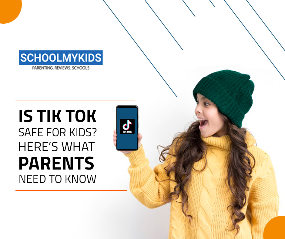 Is TikTok Safe For Kids? Here's What Parents Need To Know