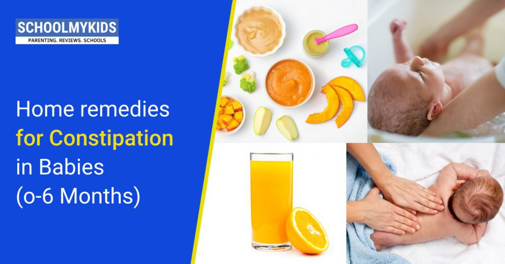10 Most Effective Home Remedies To Cure Constipation in Babies