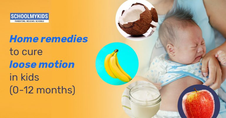 10 Best Home Remedies To Treat Loose Motion In Kids