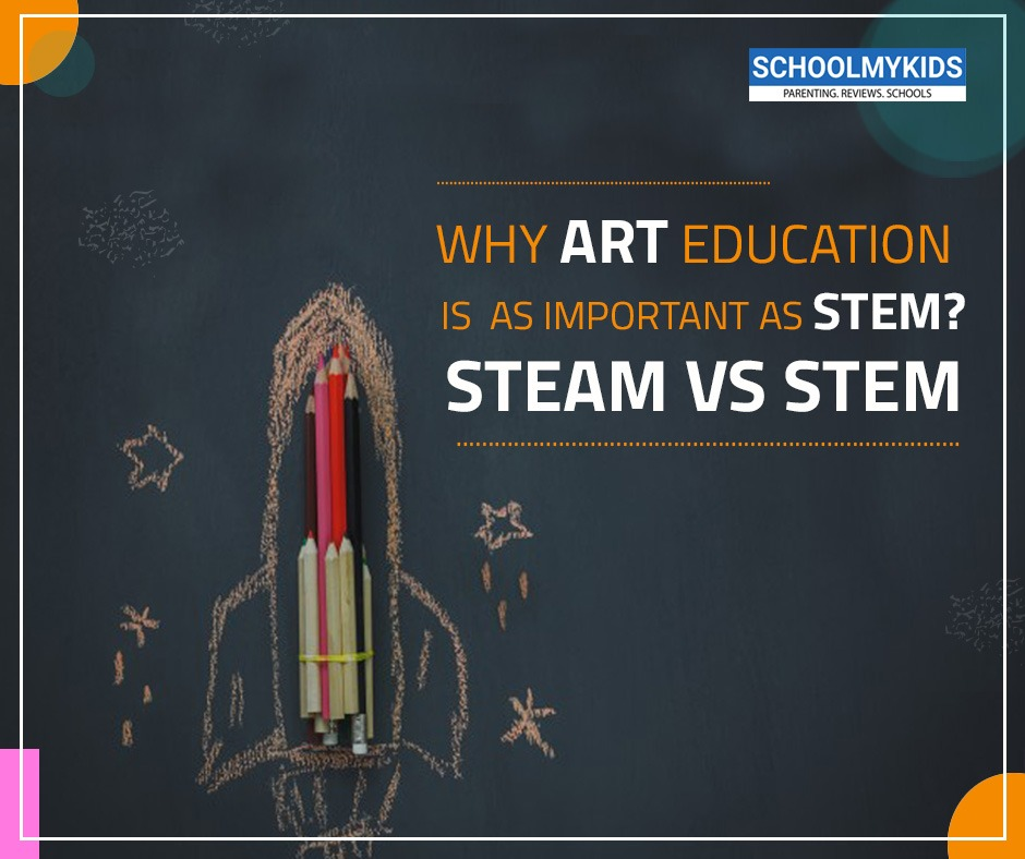 Why Arts Education is as Important as STEM? STEAM vs STEM Education