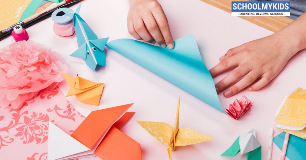 15 Easy Paper Craft Ideas for Kids | Best DIY Ideas with Paper