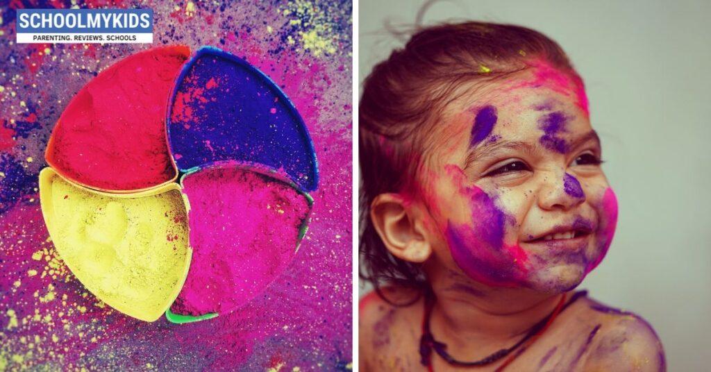 घर पर बनाएं केमिकल फ्री रंग – How to make organic chemical free Holi colours at home in hindi