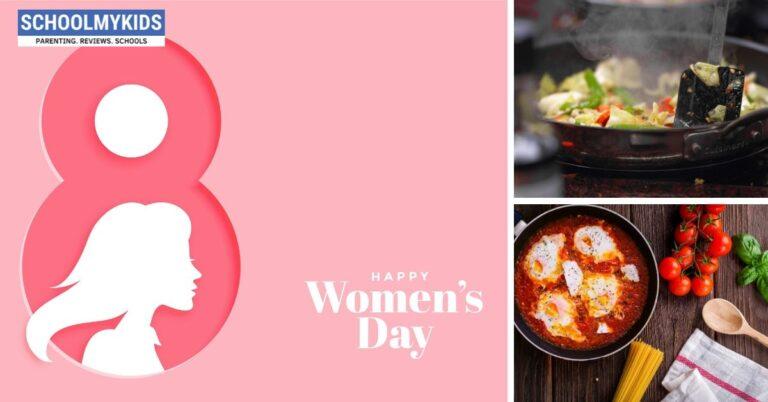 अंतर्राष्ट्रीय महिला दिवस के लिए खास रेसिपीज – International Women's Day Recipes in Hindi