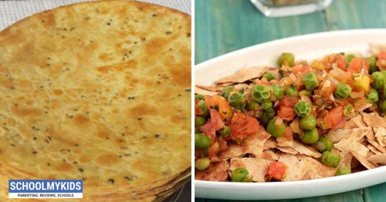 Khakra Bhel Recipe – Low Calorie Healthy Snack Recipes