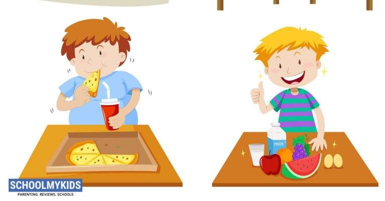 Tips To Help Your Child Develop Healthy Eating Habits