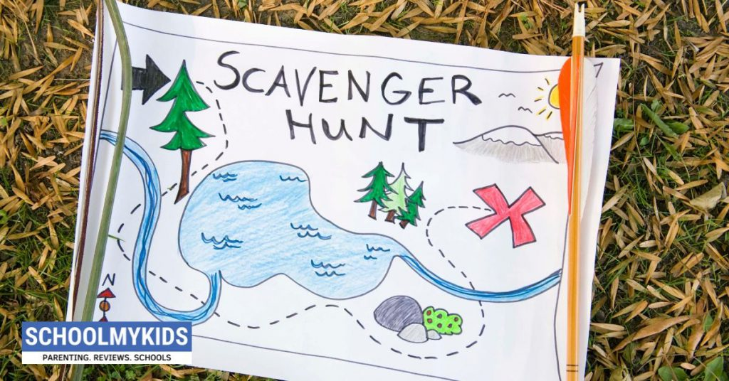 7 Tips to Help You Plan a Scavenger Hunt for the Kids