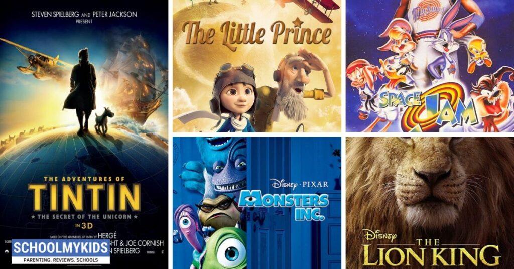 5 Best Kid Movies To Watch On Netflix