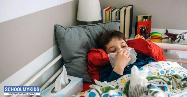 वायरल संक्रमण से बच्चों को रखें सुरक्षित – कारण, बीमारियाँ, उपाय