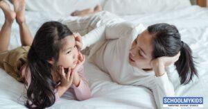 36 सवालः  बच्चों के साथ बातचीत शुरू करने के लिए