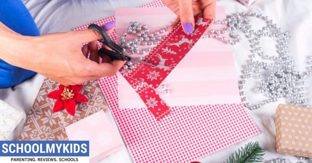 DIY Christmas Card -Handmade Christmas Greeting Card Ideas