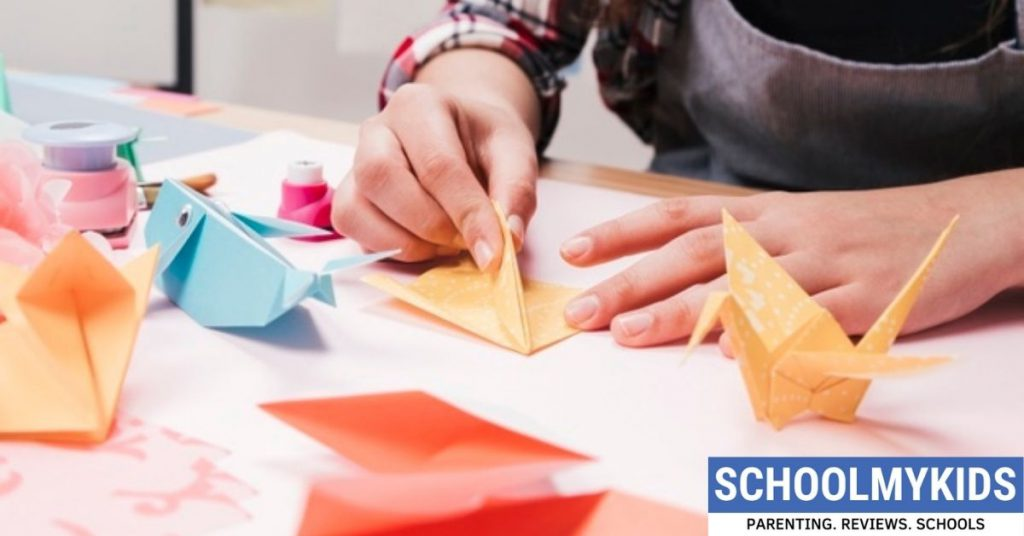 Easy Paper Fish – Origami Crafts