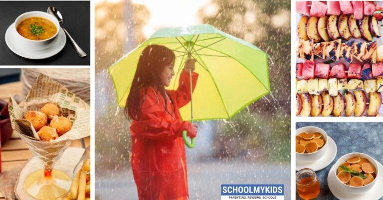 मानसून की खास 4 रेसिपीज़- 4 Monsoon Special Recipes for Kids in Hindi