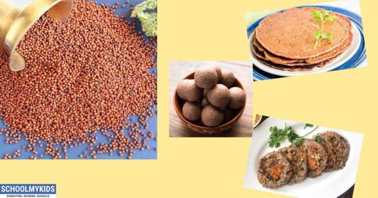 रागी की तीन खास रेसिपीज – 3 Best Ragi Recipes for Kids in Hindi