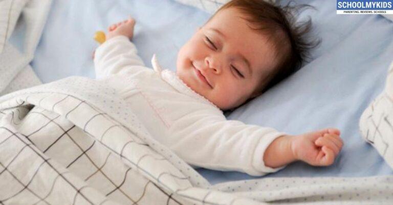 जरूरी टिप्स …ताकि अच्छी नींद सोए आपका बच्चा