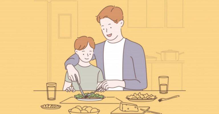 छोटे बच्चों को भोजन संबंधी अच्छी आदतें कैसे सिखाएं