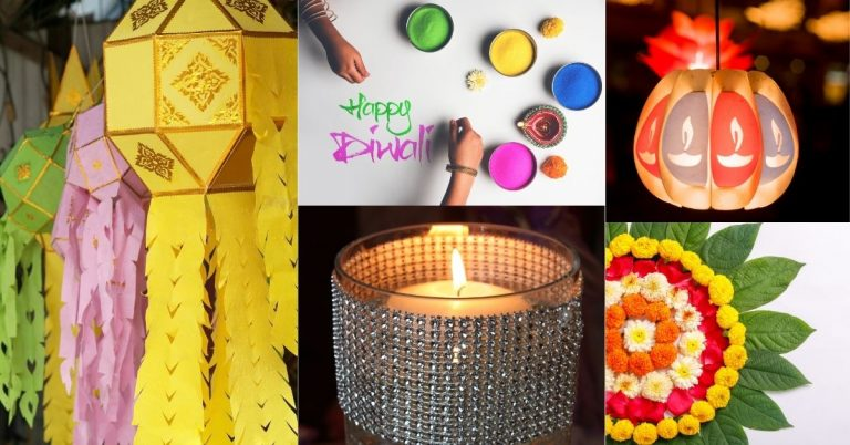 10 Amazing DIY Diwali Craft Ideas for Kids