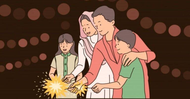बच्चों के साथ कैसे मनाएं सुरक्षित दिवाली