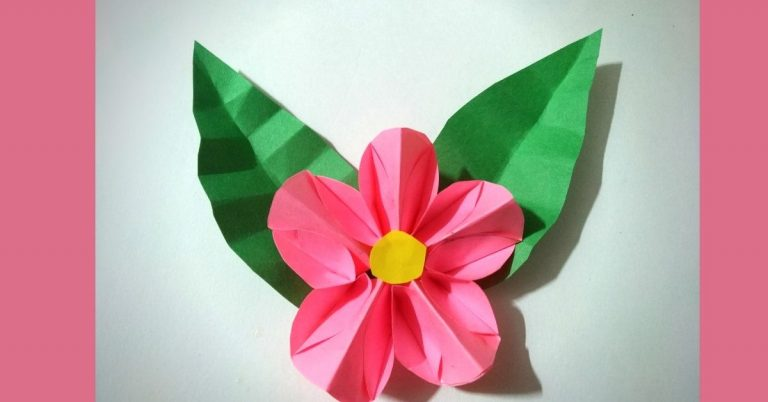 How to Make Paper Flowers Easily